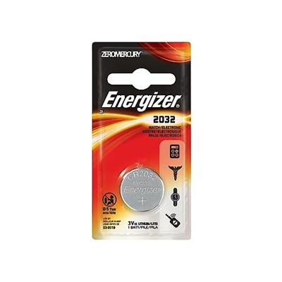 Energizer Ecr2032 Coin Cell Battery