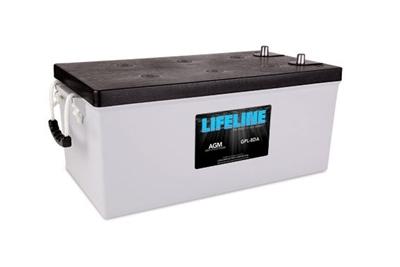 Lifeline Agm Marine Amp Rv Battery